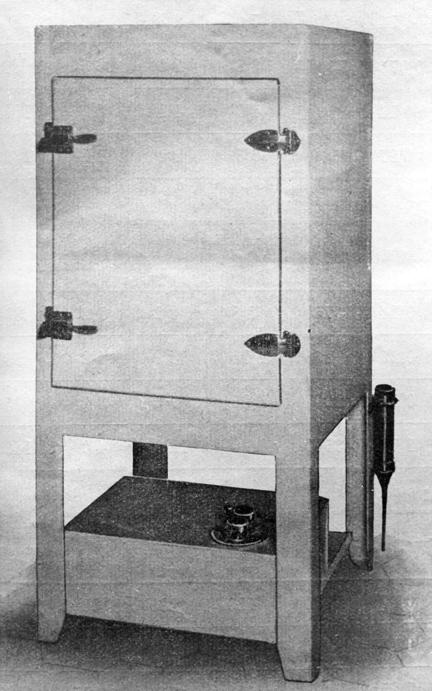 einsteins automatischer beton volks k hlschrank forschung aktuell presse kommunikation. Black Bedroom Furniture Sets. Home Design Ideas