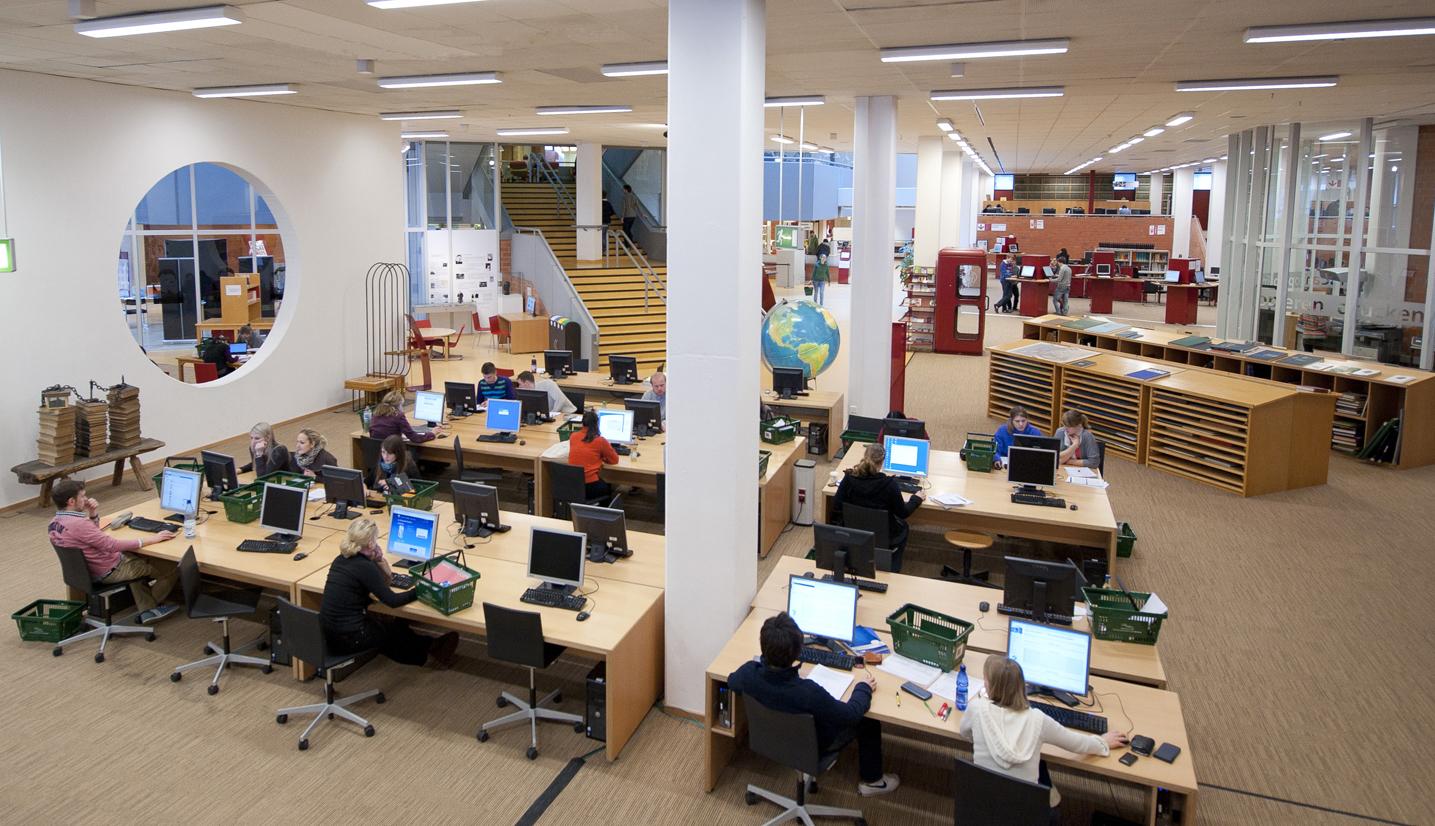 Universität Oldenburg Bibliothek